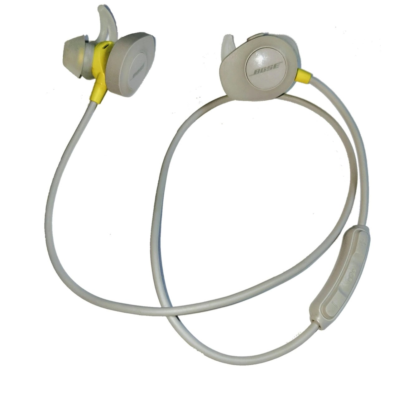 BOSE 사운드스포츠 와이어리스 블루투스이어폰, Citron, 761529-0030