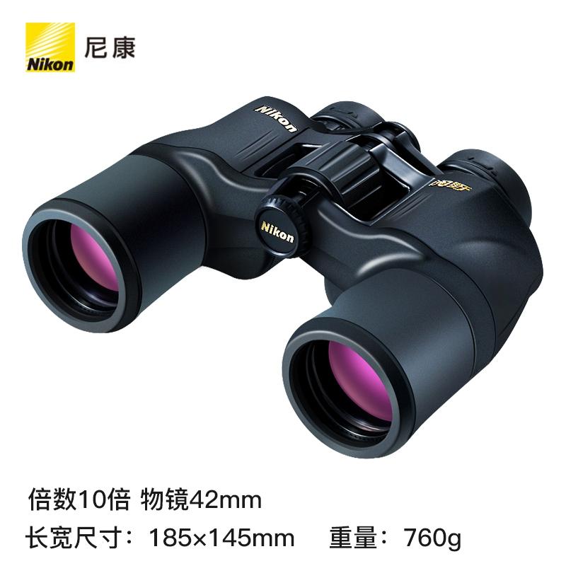 고배율 콘서트 군용 오페라글라스 망원경 쌍안경 단망경Nikon Japan Nikon, ACULON 10x42 10 회 라이센스 1 회