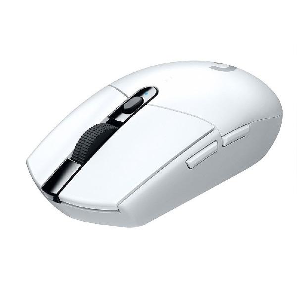 로지텍 LIGHTSPEED 무선 게이밍 마우스 G304, 단일상품, 화이트