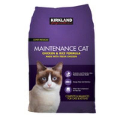 커클랜드 시그니춰 프리미엄 고양이 대용량건식사료