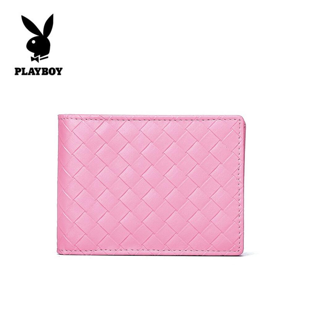 PLAYBOY 바람둥이 운전 면허증 여자 다기 능 청년 카드 지갑 일체 PAC 0481 - 9I 핑크 PAACC