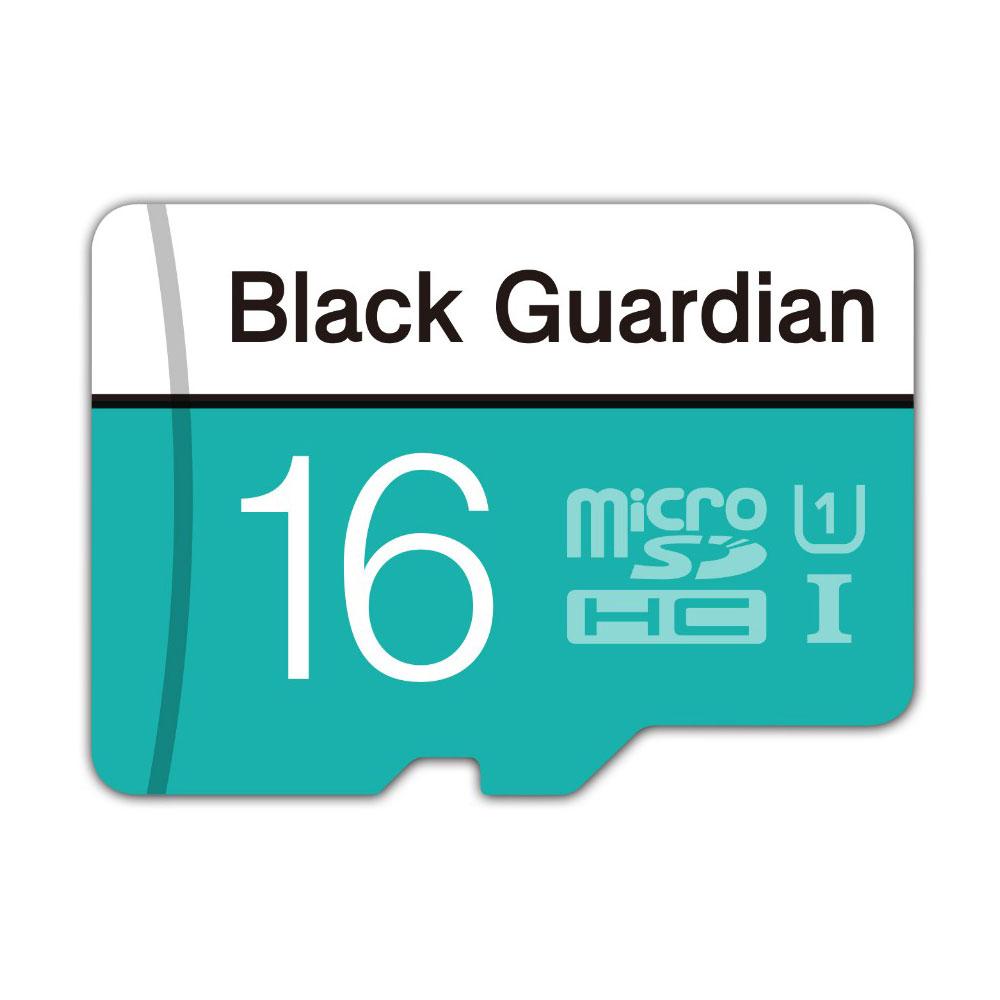 Black Guardian 자동차 블랙박스메모리카드 16G 32G 64G 마이크로SD MLC, 16GB