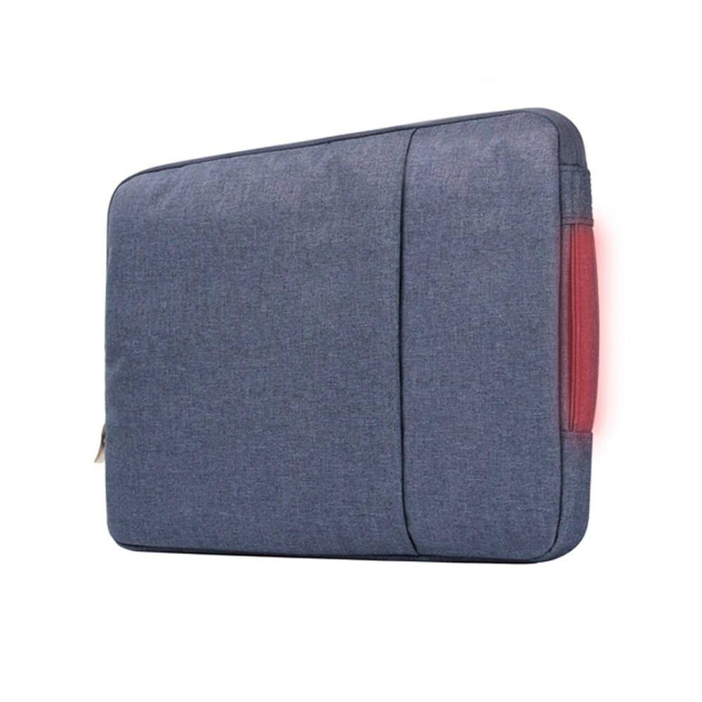 삼성 갤럭시북 S 다용도 수납 포켓 커버 파우치 가방, 네이비