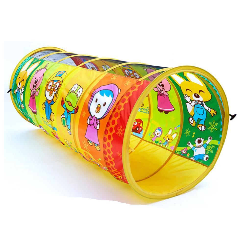 유치원 체육 균형발달 뽀로로 터널 통과놀이 장난감집