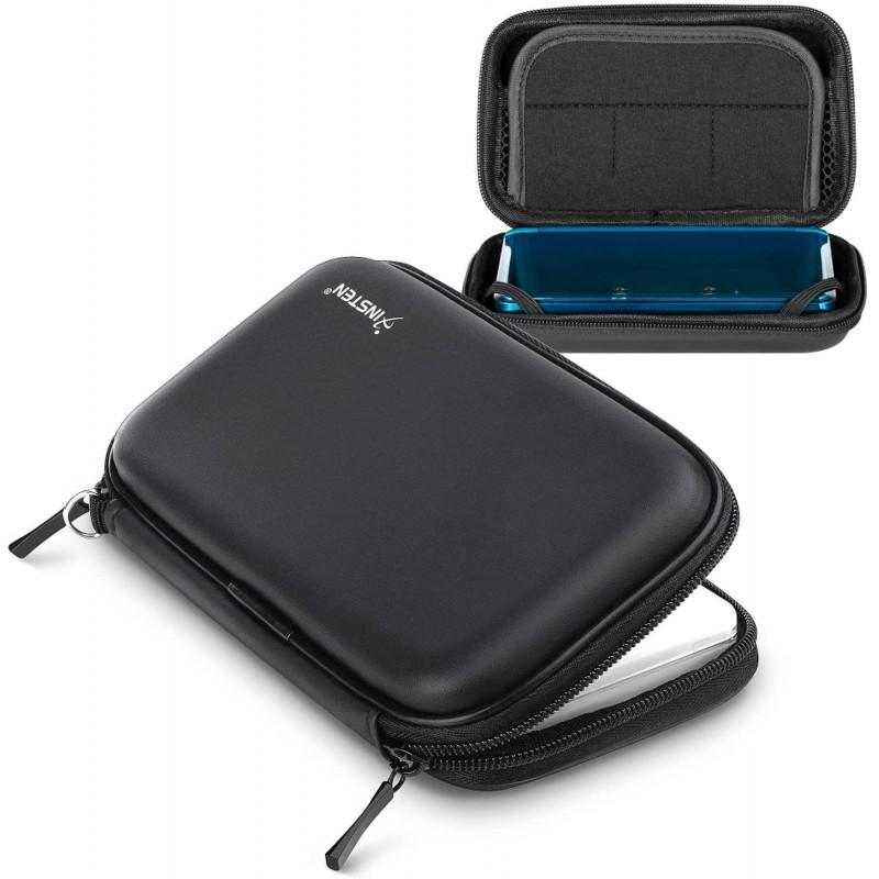 닌텐도 3DS/NDS/DSLite와 호환되는 에바 하드 케이스 게임 카드 스타일러스 액세서리 핸드 손목 스트, 1, 단일상품