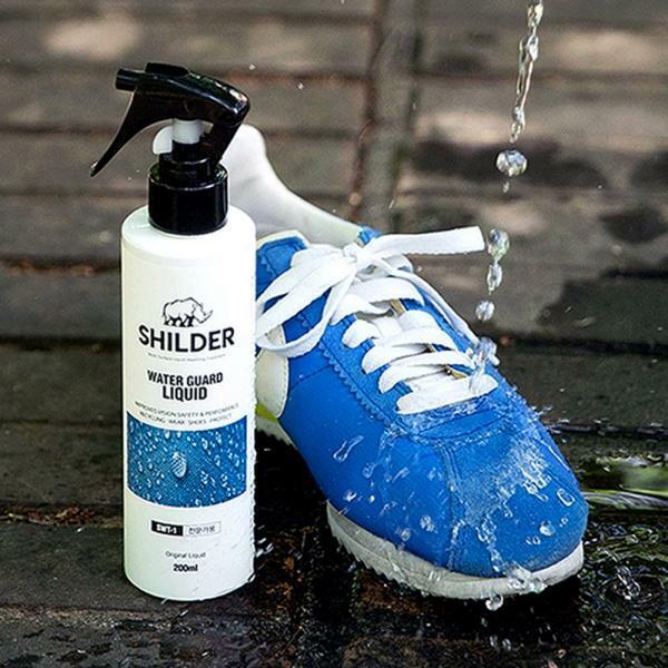 쉴더 워터가드 코팅제 신발 의류 발수 방수 스프레이, 워터가드 200ml