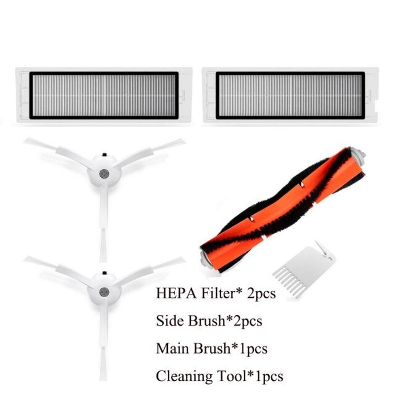 코스트코 에어 가성비 유리창 청소 창문 물걸레 로봇 청소기 원래 샤오 미 진공 기 부품 액세서리 사이드, 세트 2 (POP 5521135845)