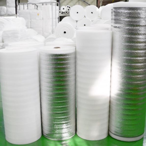 보름달비닐 일반 발포지 은박발포지 대형 5T, 1개, 5Tx1200x25M(일반)