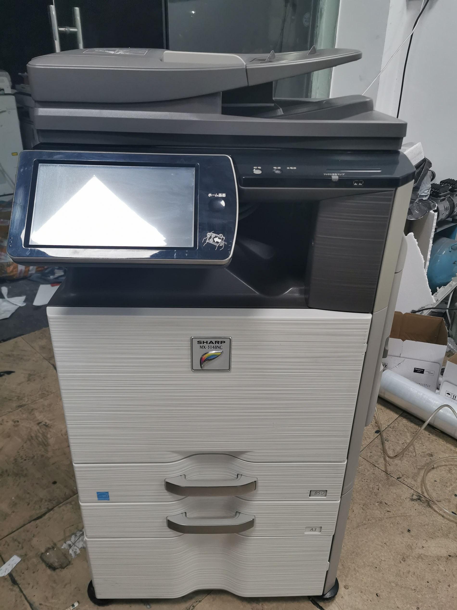컬러레이저복합기 SHARP MX2610/2640.3111/4110 5141/A3컬러 프린트 복사기 복합 일체형 레이저, T05-세트 5(2640/3140)26/31분 wif기능