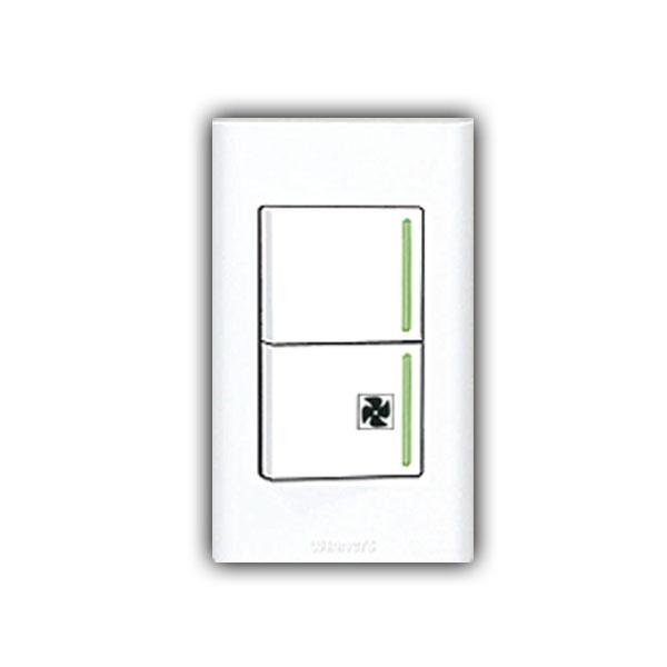 위너스 타로시 위너스 위너 스위치 콘센트 보조대 전화 TV 복합 콘센트 3로 중 스위치, 환풍기스위치2구(위너)