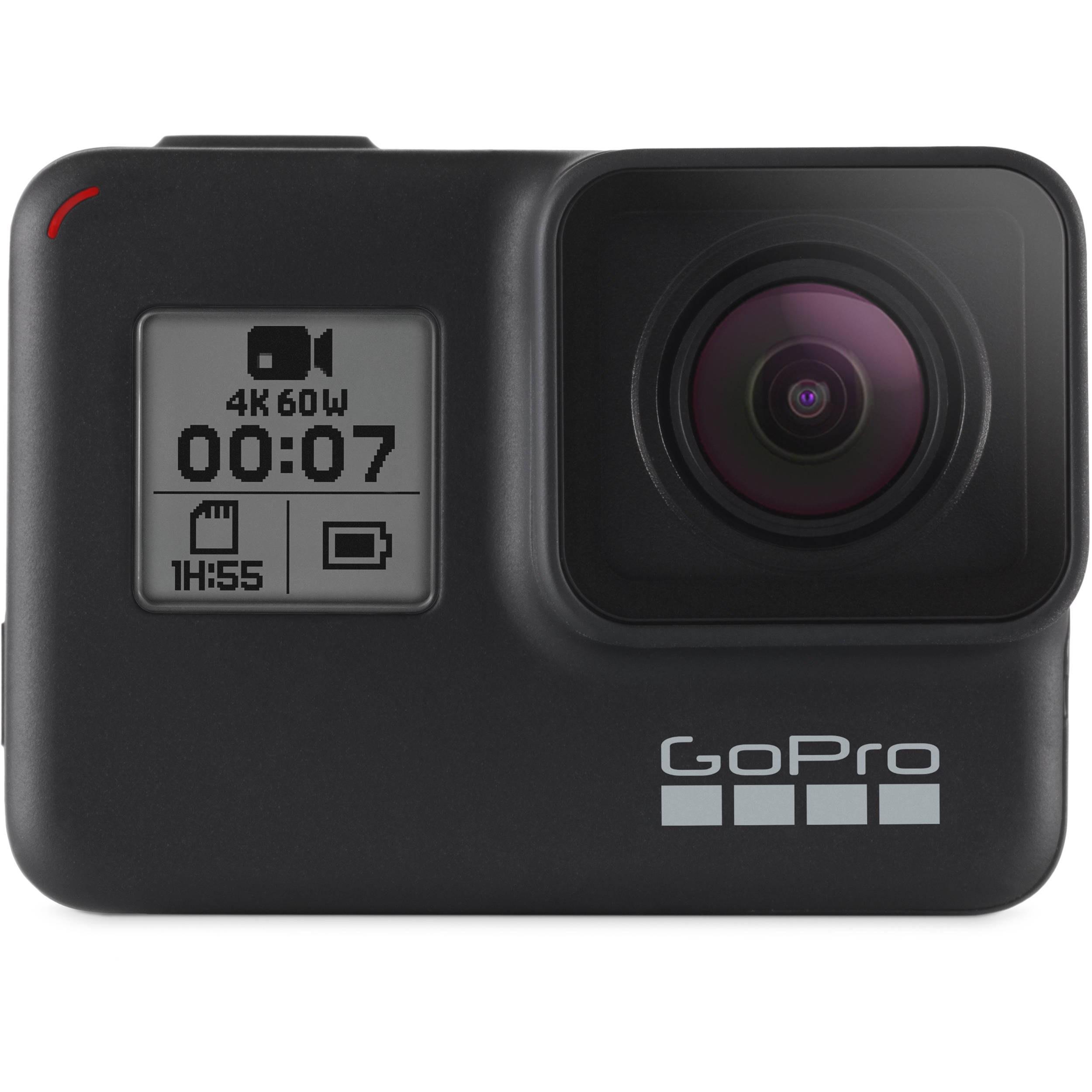 고프로 히어로7 블랙 액션캠 [SPCH1], GoPro Hero 7 Black