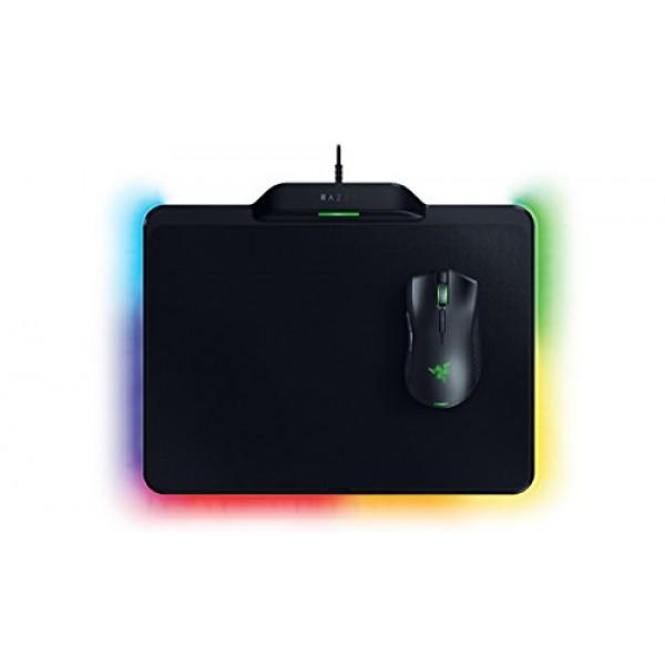 Razer Mamba HyperFlux 및 Firefly 게임 마우스 번들 블랙, 단일상품, 단일상품