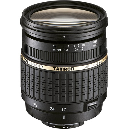Tamron A16NII SP AF 17-50mm F2.8 XR Di-II LD SP Aspherical - International Version PROD110020124, 상세 설명 참조0