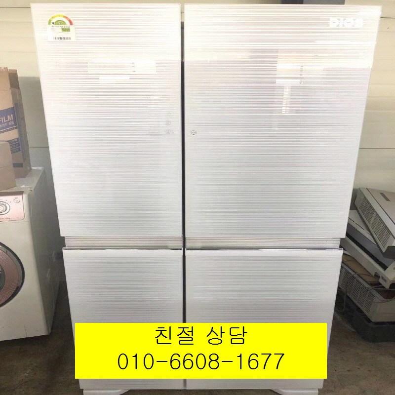 (중고냉장고)디오스 (중고냉장고)LG 디오스 쇼케이스홈바 강화유리 양문형냉장고 751L, 중고양문형냉장고