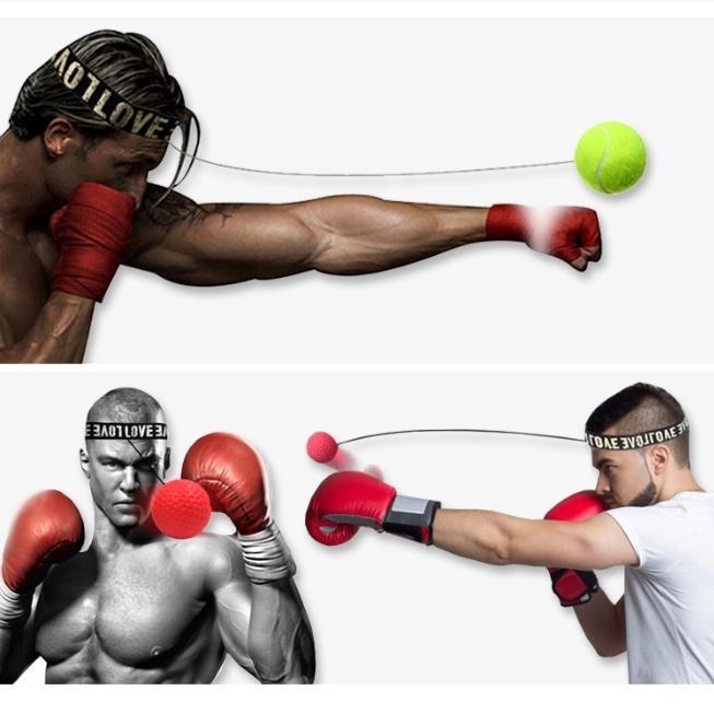 집중력 순발력향상 TAP볼 잽볼 복싱볼치기, 초보자용-블랙