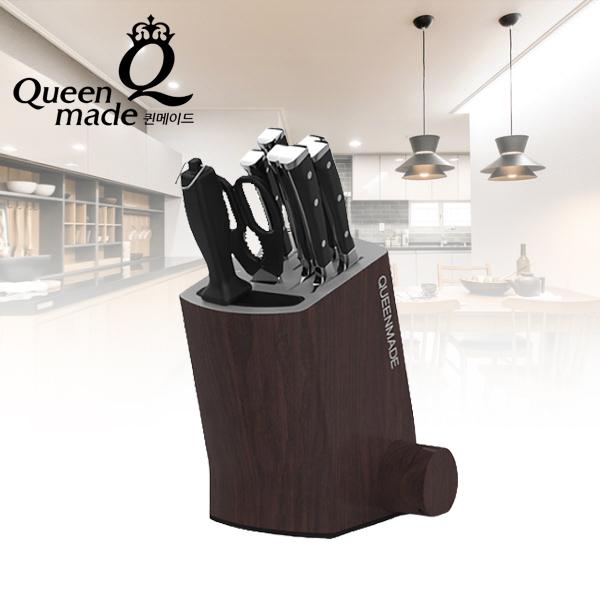퀸메이드 UV LED 칼살균기 칼소독기 연마기능 QMKS-9000B-19-5382656184