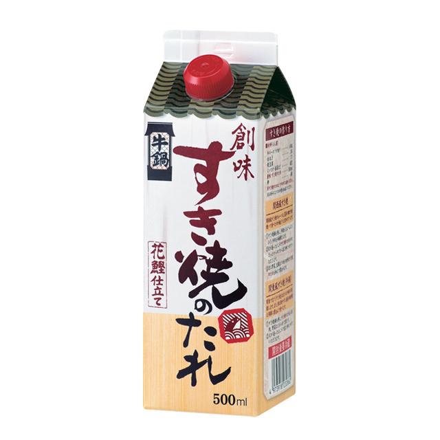 소미 스끼야끼 다래 - 스키야키 소스 소고기 불고기 전골 육수, 1개, 500ml