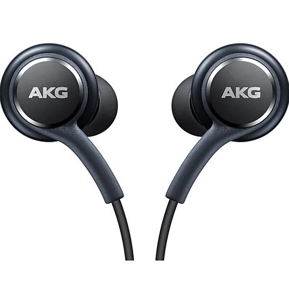 갤럭시 S10 AKG 이어폰 번들 블랙 S8 S9, 01.갤럭시S10 전용 이어폰