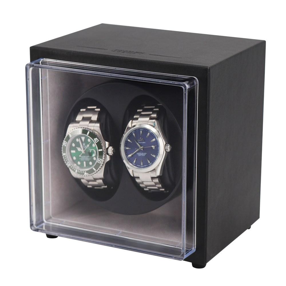 와치와인더 2구 시계보관함 오토매틱 워치와인더