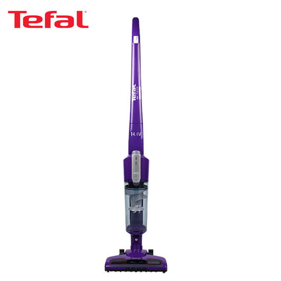 [테팔] 무선 청소기 에어포스 라이트 14.4V (퍼플) TY6541KM 스틱청소기
