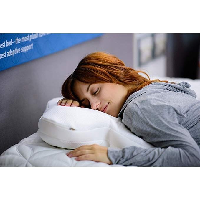 ★미국정품★ 템퍼페딕 TEMPUR-Embrace Pillow 별사탕 베개