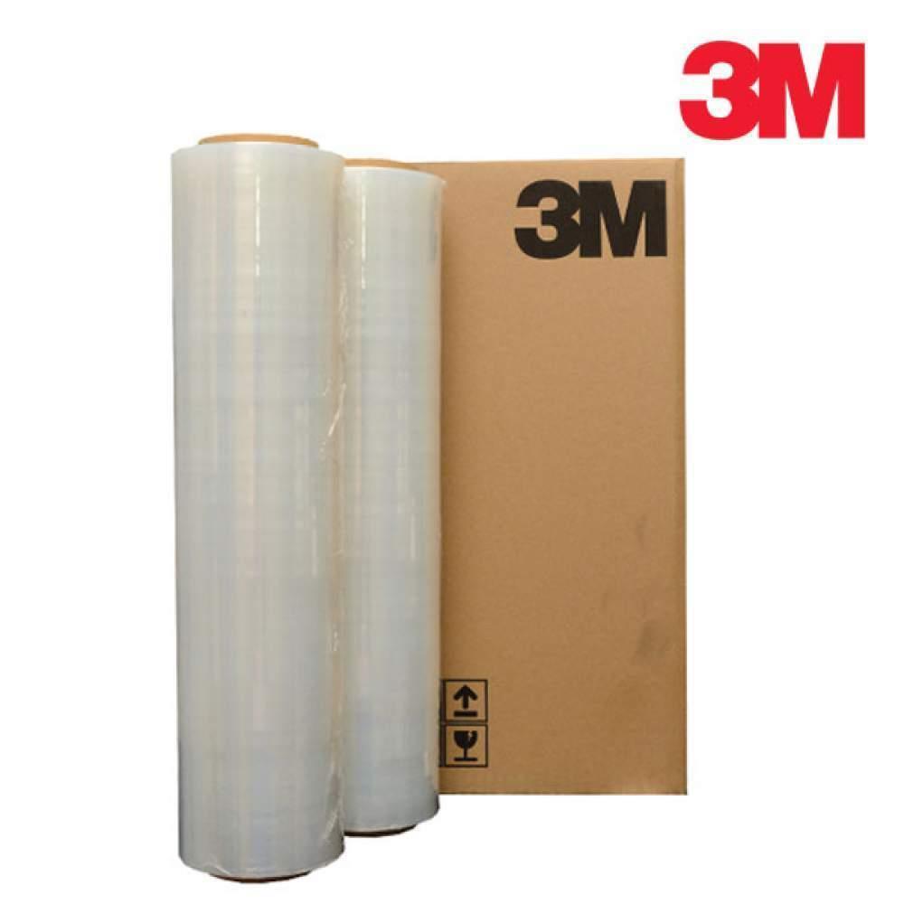 보호테이프 3M 스트레치 필름 4롤 공업용랩 파레트랩