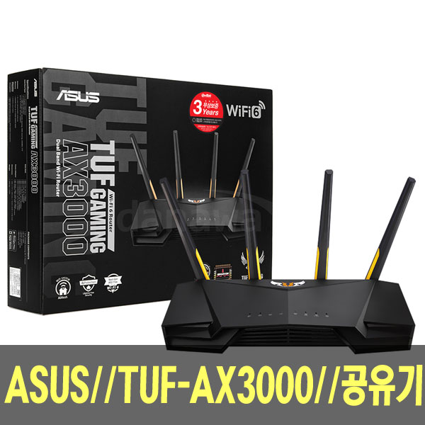 ASUS TUF Gaming AX3000 유무선공유기