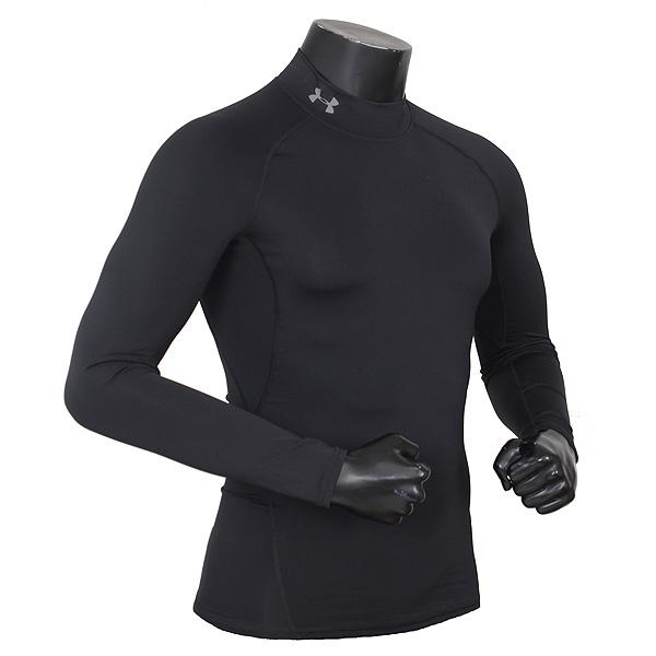언더아머 기능성 티셔츠 HEATGEAR 목크