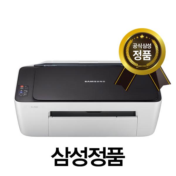 삼성 SL-J1660 본체만(잉크없음) 스캔+복사+프린터 잉크젯 복합기, 삼성SL-J1660본체만