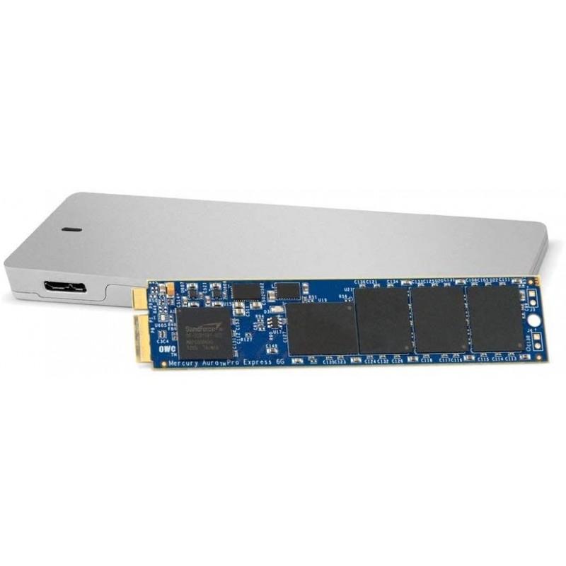 MacBook Air 2012 용 OWC Aura Pro 6G SSD (업그레이드 키트가 포함 된 1TB SSD), 단일상품