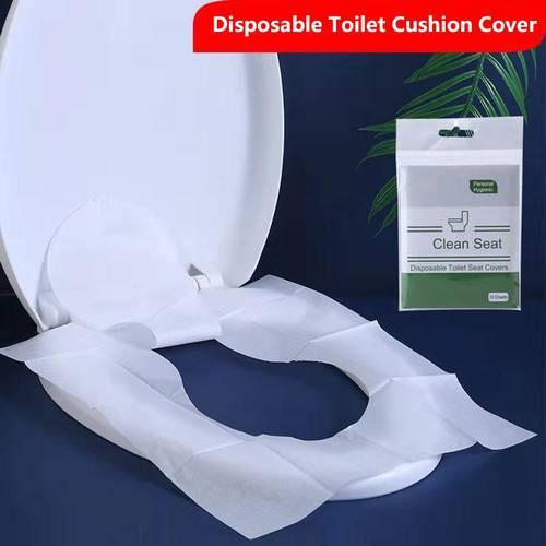 50 태블릿 가정용 수용성 일회용 화장실 패드 접촉 방지 변기 커버 휴대용 ?, 상세내용참조