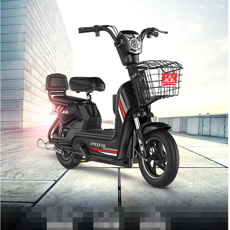 JXN전동스쿠터2 전동자전거 전동스쿠터 전동오토바이, 블랙