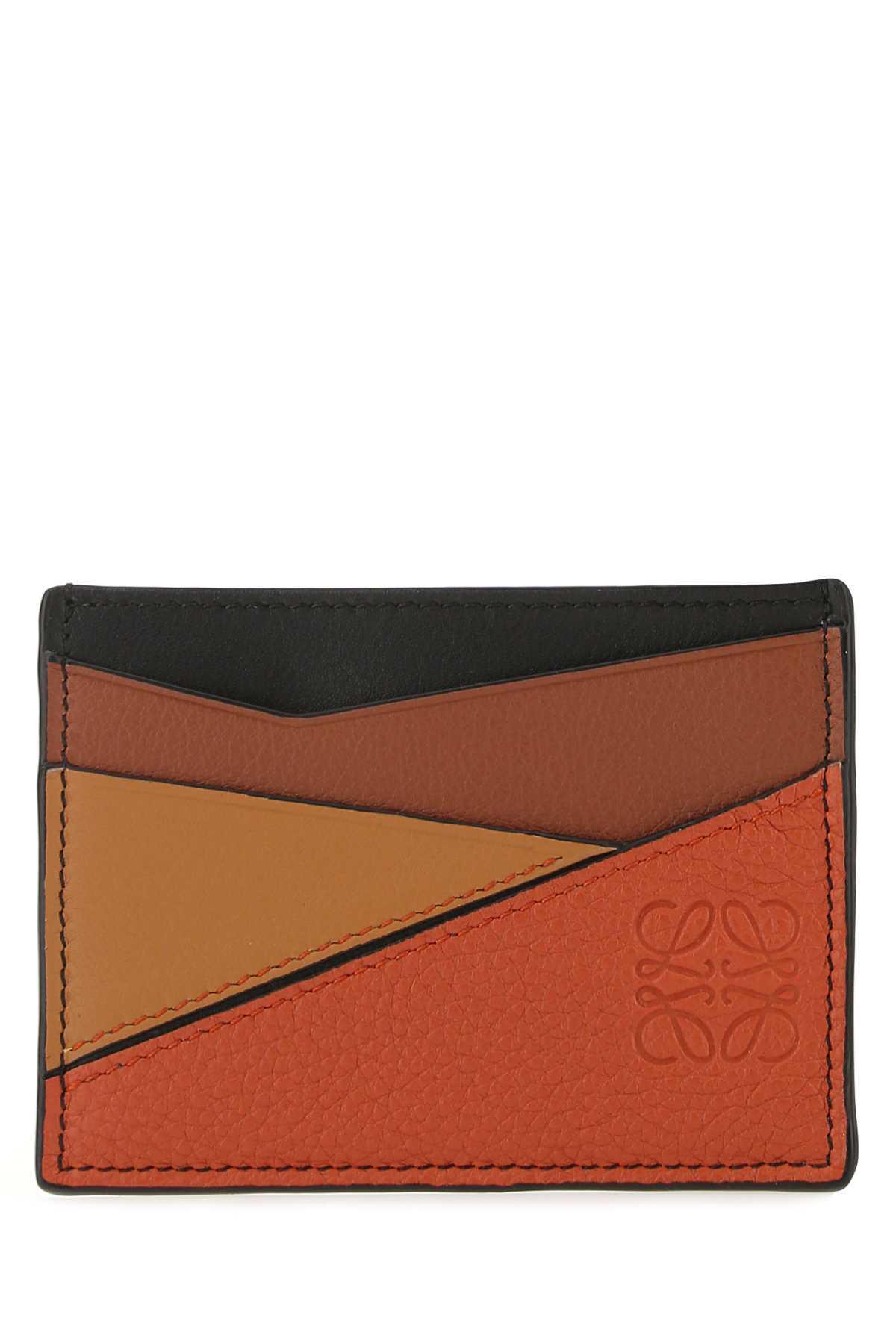 로에베 지갑 C510137X01 PUMPKINRUST