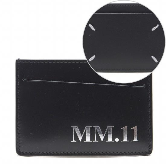 메종마르지엘라 20FW 남성 MM.11 스티치 카드지갑 S35UI0449_P0215_T8013_20F