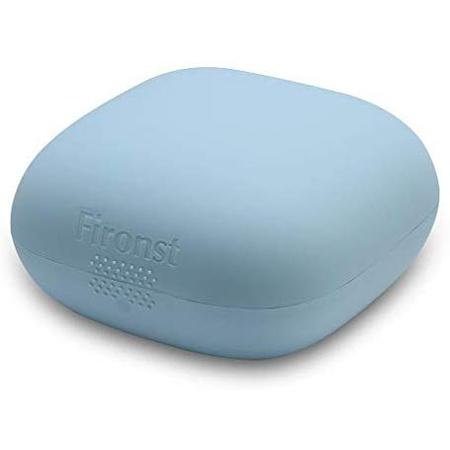 Fironst 케이스 커버 for power비츠 프로 충격방지 Earpods 케이스 커버 Scratch Resistant 보호 실리콘 Ice