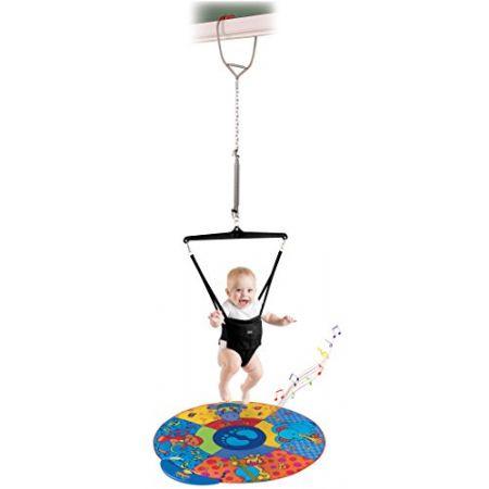 [아마존베스트]You purchased this item on December 13 2018. Jolly Jumper-gift Pack-exerciser + Play, One Color