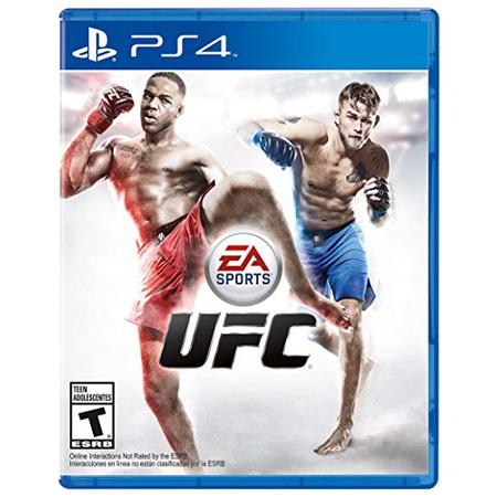 플스4 PS4 게임 타이틀 S103 UFC - PlayStation 4, 상세 설명 참조0