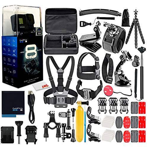 고프로 HERO8 Black 디지털 액션 카메라 - 워터프루프 워터푸르프 터치 Sc, 상세내용참조