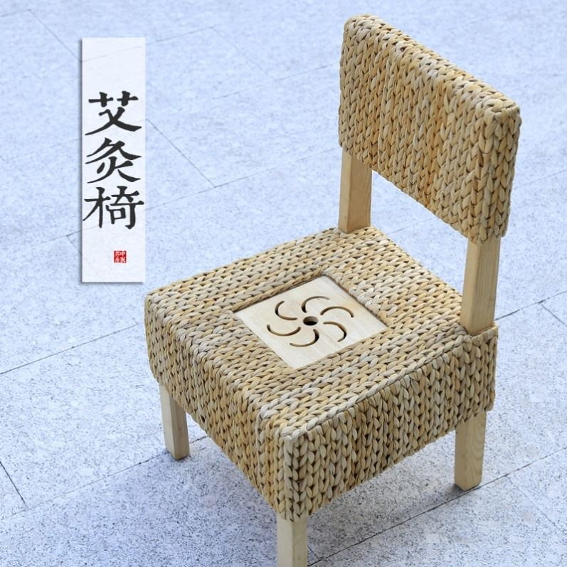 좌훈기 쑥 매트 의자 소통 훈증 등받이 쑥찜질, T05-쑥뜸 의자포함 다리 모양