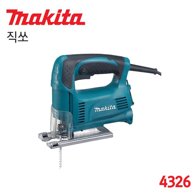 (오늘발송) Makita 마끼다 직소기 4326 (450W)