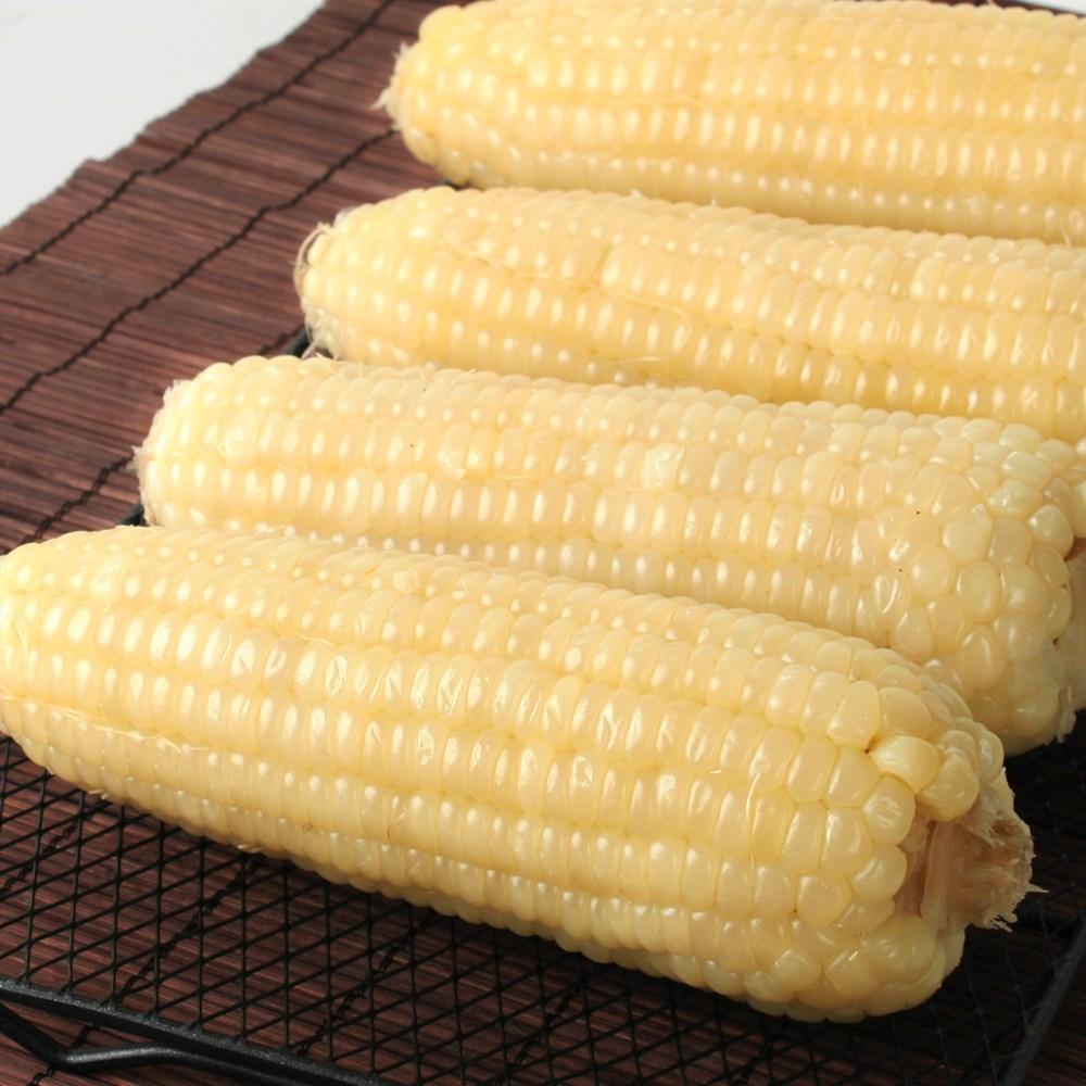 옥수수 빅사이즈 백찰 15개 무첨가 햇 찰옥수수, 1세트