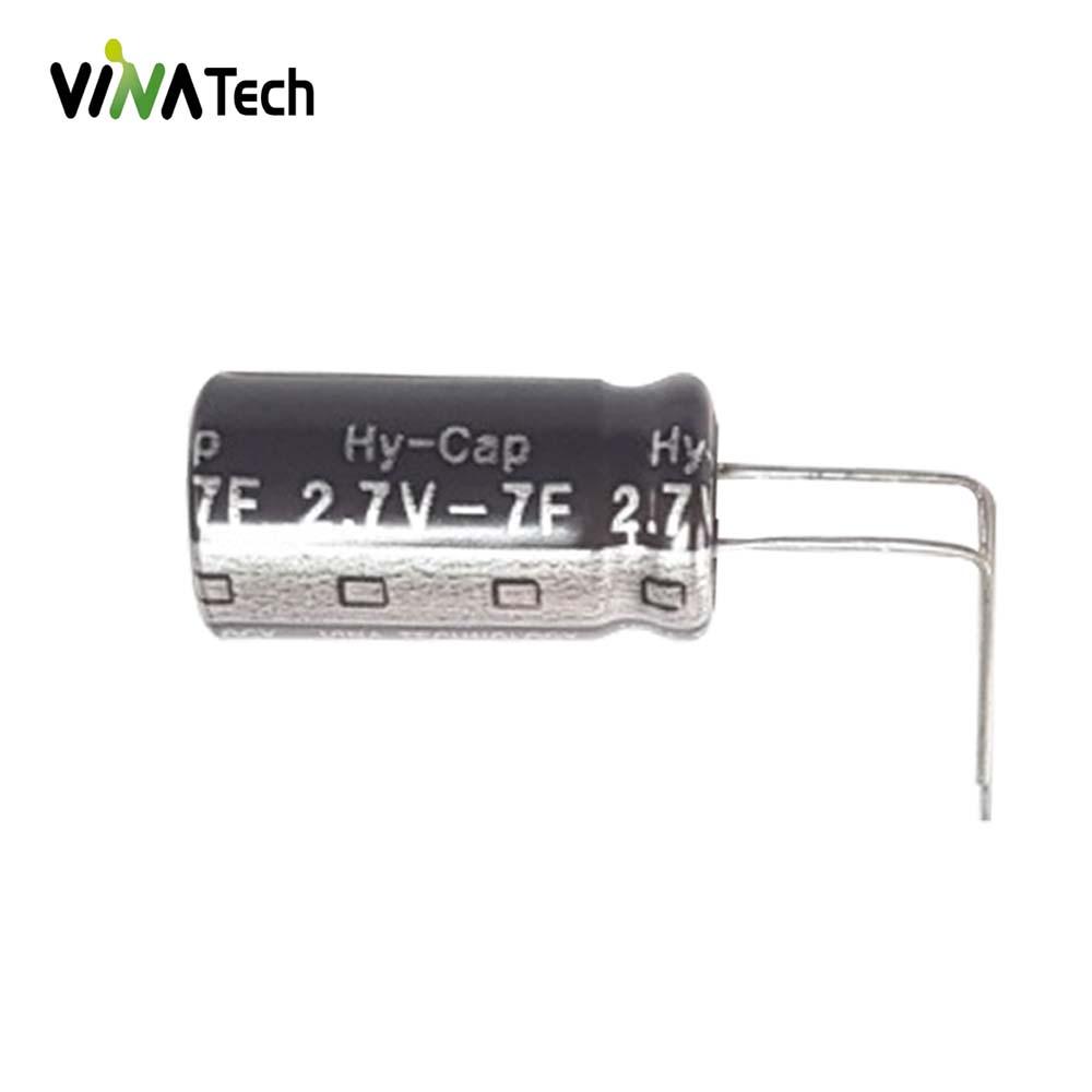 슈퍼콘덴서 2.7V-7F 비나텍콘덴서 슈퍼캐패시터, 단일상품