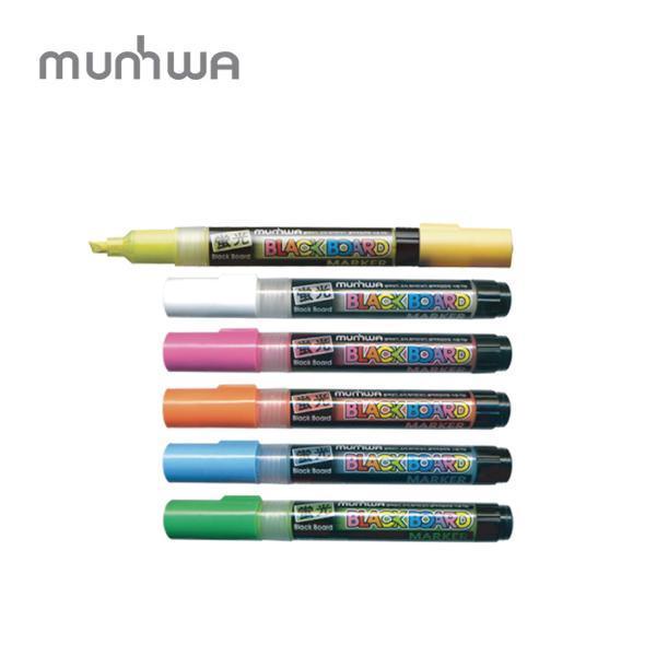 문화연필 문화 ix383 블랙보드마카, 연두