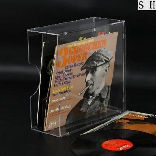 lp수납장 블랙풀 레코드 수납대 투명 수납함 테이블 CD 12인치 클래식, 오류 발생시 문의 ( 메종드넬리 )