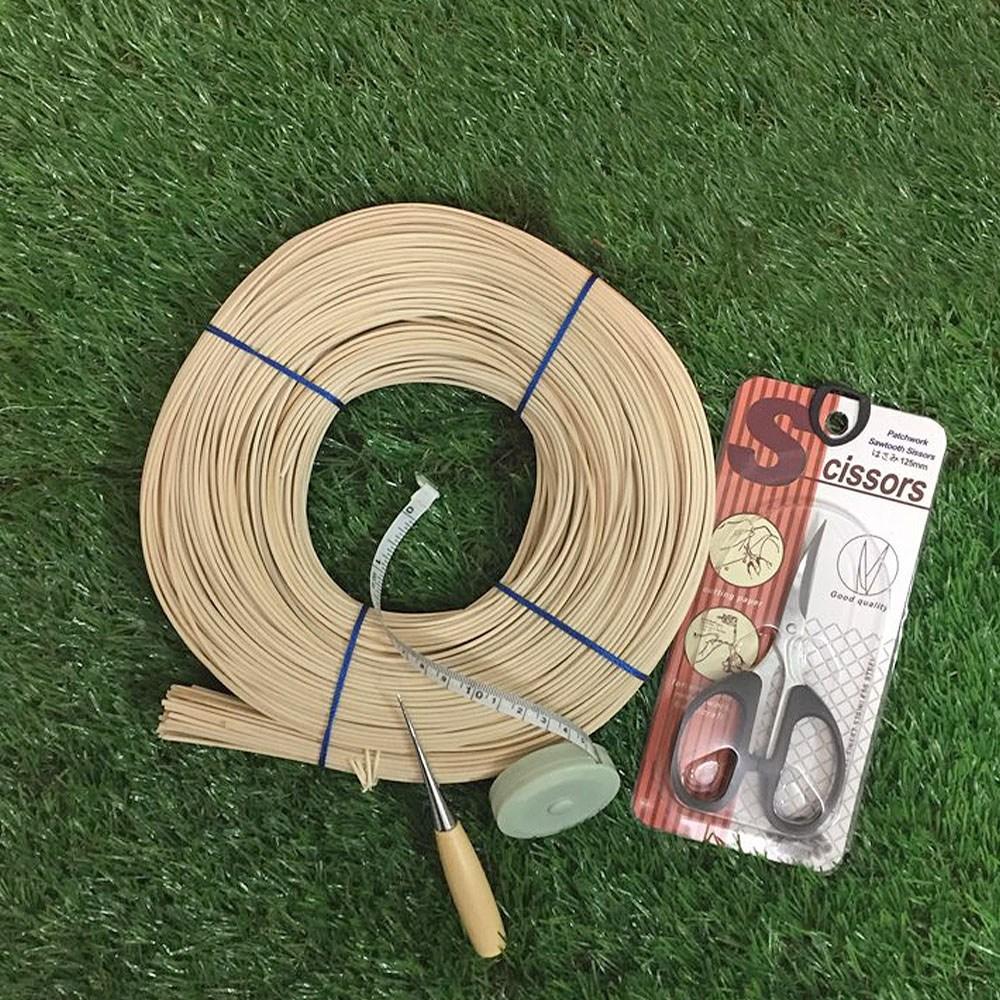 가위선택 라탄바구니 만들기 초보 키트DIY 환심 등공예 라탄재료 세트 2mm 라탄공예, 도도 가위세트