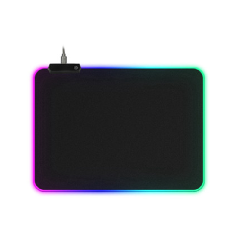 Wolf Way LED마우스패드 LED장패드 PC방게이밍 마우스패드, 장패드, 색상B