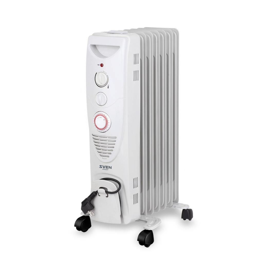 루시아 [난방기 베스트 모음전] 히터 온풍기, 스벤 타이머 7핀 라디에이터 (고급형)
