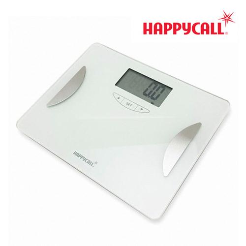 HAPPYCALL SMART 체중계 체지방측정레벨, 단일색상, 단일상품