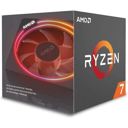 AMD Ryzen 7 2700X Processor with Wraith Prism LED Cooler - YD270XBGAFBOX PROD170005989, 상세 설명 참조0
