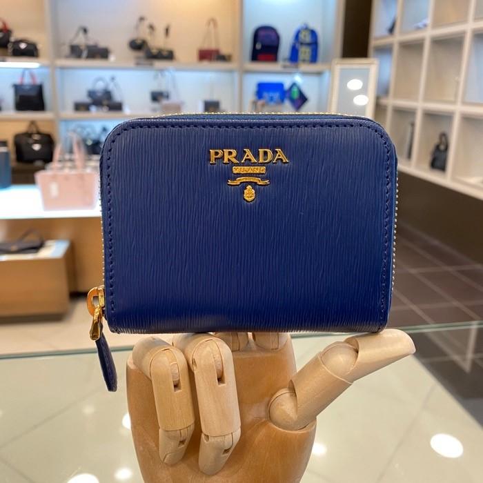 [럭셔리갤러리] 프라다 비텔로 카드 및 동전지갑